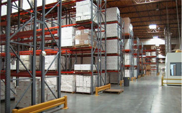 paper distributor warehouse