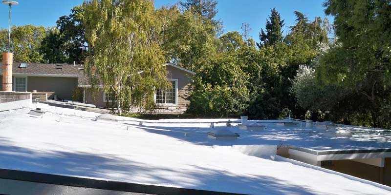 Foam Roof Systems are superior to alternatives and last several times longer