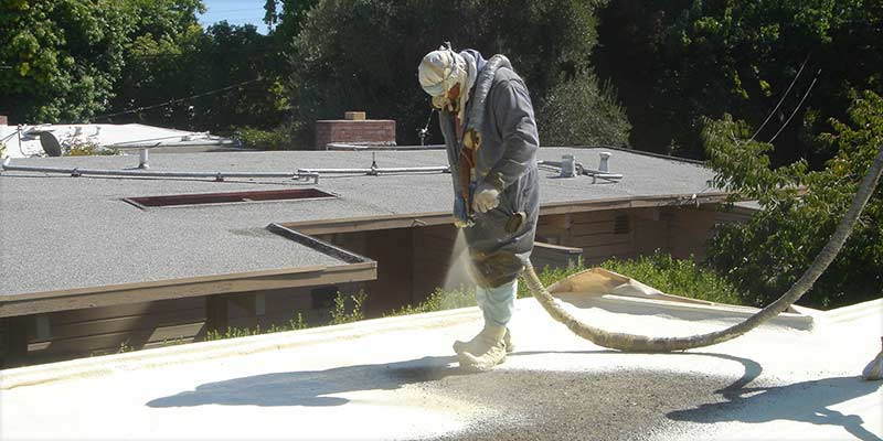 Dura-Foam application for long term service and savings