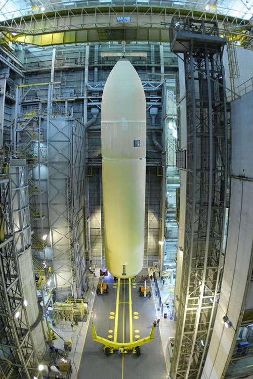 Nasa Shuttle Fuel Tank Pale Yellow Foam