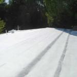 Dura-Foam hvac under foam roof