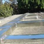 Dura-Foam HVAC installation