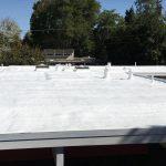 Dura-Foam spray foam roof residential