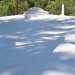 Flat Polyurethane roof