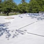Dura-Foam sprayed foam roofing