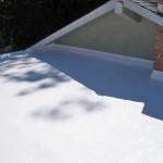 Dura-Foam sprayed foam roof