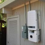 solar panel power box